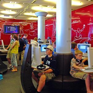 Интернет-кафе Суджы