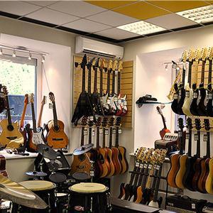 Музыкальные магазины Суджы