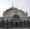 Железнодорожные вокзалы в Судже