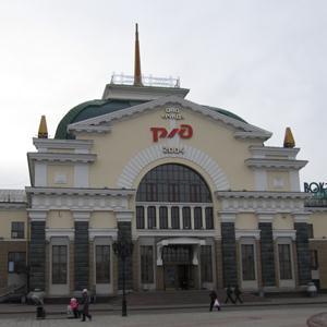 Железнодорожные вокзалы Суджы